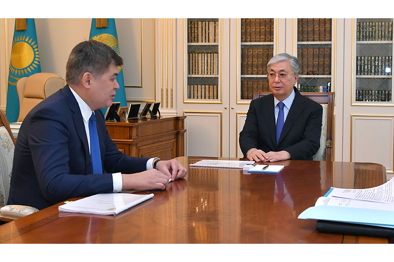 President reported on measures to prevent coronavirus spread in Kazakhstan