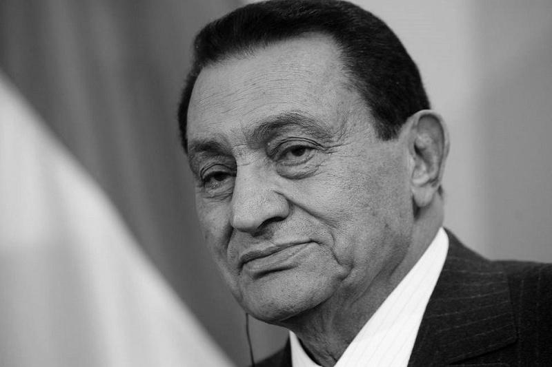 埃及前总统穆巴拉克病逝