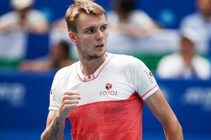 Теннис: Бублик Дубай турнирінің екінші айналымына шықты