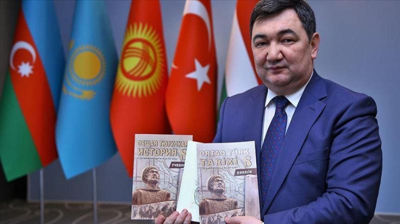 《突厥通史》统一历史教科书已被纳入哈、阿、土三国中学教育大纲