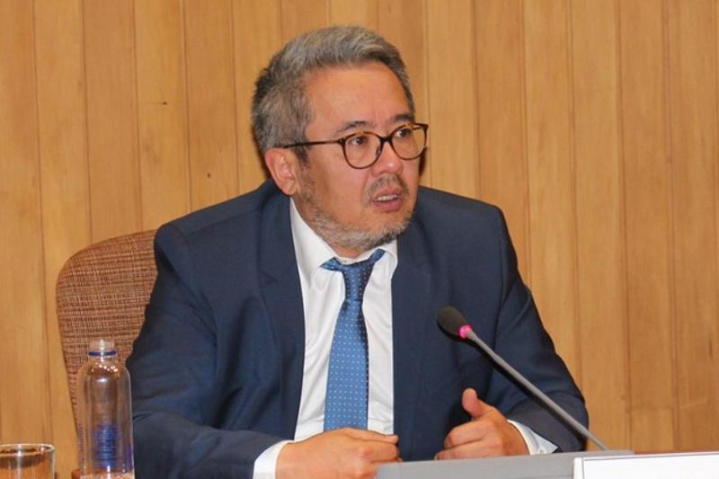 塔勒哈特·卡利耶夫被任命为总统阿富汗问题特别代表