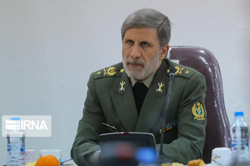 Iran's Minister of Defense issues directive for mass production of antiseptic, sanitary masks