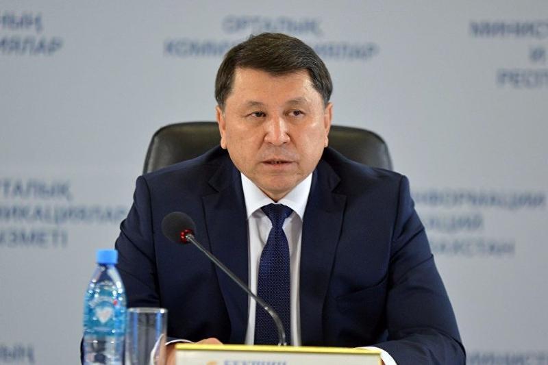 Жандарбек Бекшин призвал усилить дезинфекционный режим на предприятиях