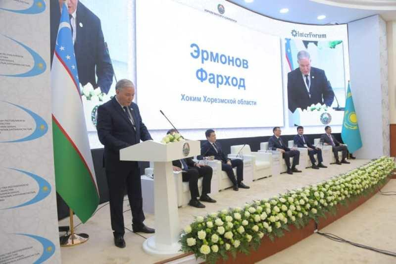 Түркістан облысы мен Өзбекстан арасында сауда-саттық дамып келеді