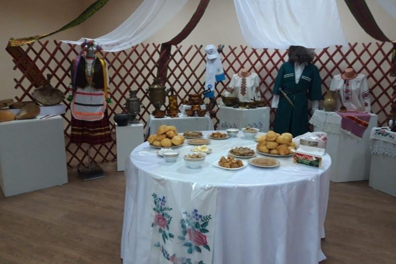Встречу «Сарыарқа - достықтың мекені» ко Дню благодарности провели в Караганде