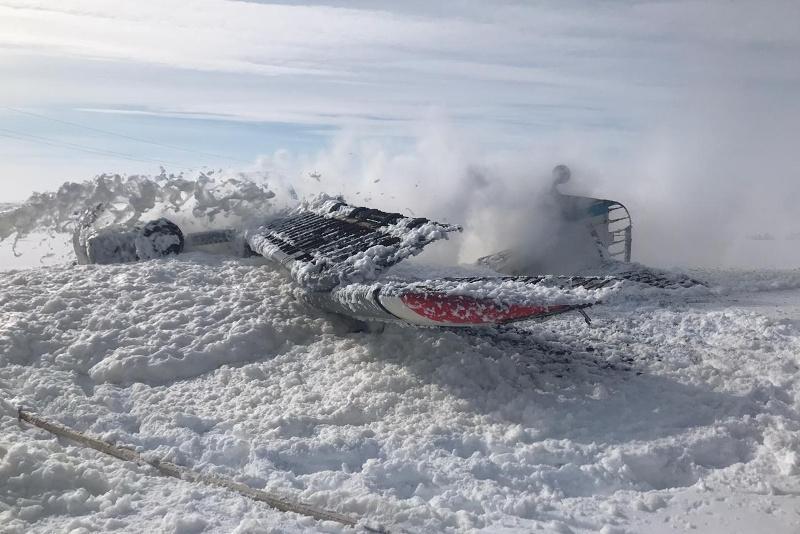 Самолет совершил аварийную посадку близ аэропорта Усть-Каменогорска