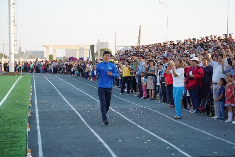 220 тысяч жителей Акмолинской области занимаются массовым спортом