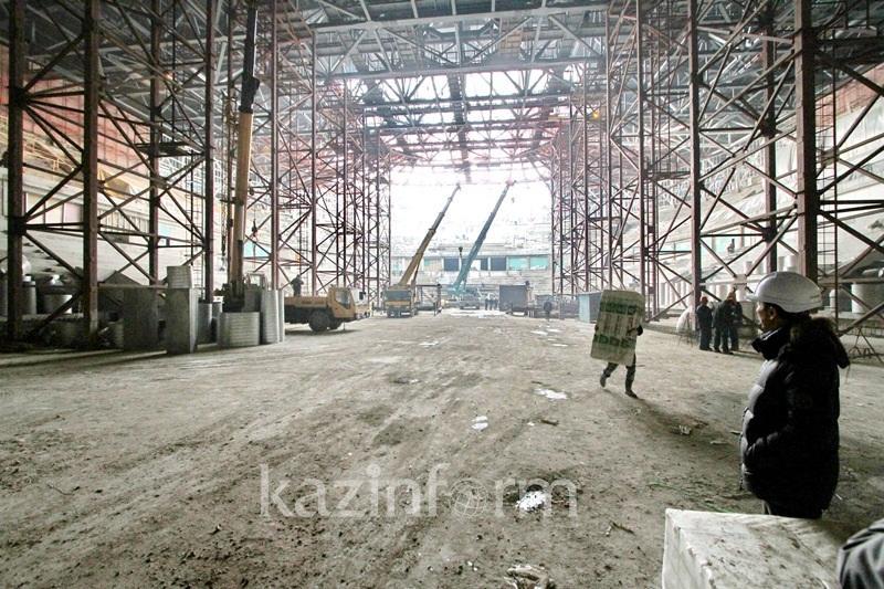Алматыдағы құрылыс компаниялары қазақстандық өнімдерді сатып алмақ