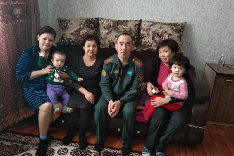 Свыше 200 военнослужащих отмечают новоселье в ВКО