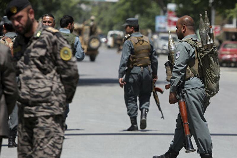 Кабулда Ауғанстан бас прокурорының кеңсесі маңында жарылыс болды