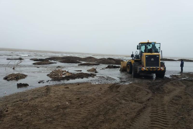 1,5 тысячи единиц техники подготовили на период паводка в СКО