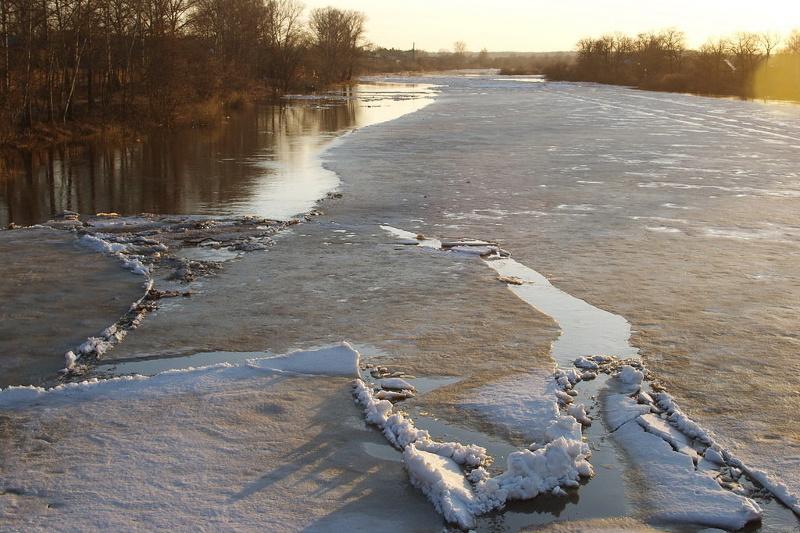 Раннее половодье ожидают в Северном Казахстане