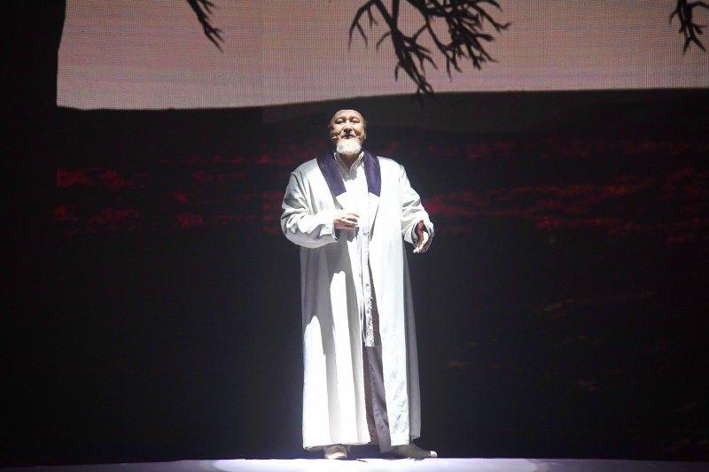 Вечер поэзии и музыки Абая состоялся в Алматы
