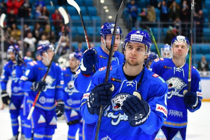 大陆冰球联盟:阿斯塔纳雪豹队成功晋级季后赛