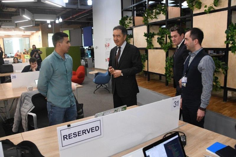 Как в Алматы планируют развивать IT-индустрию