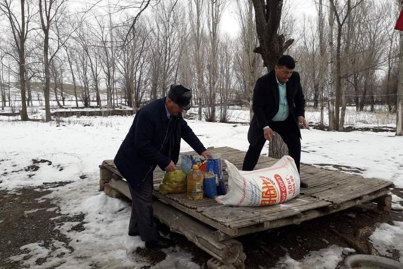 Túrkistan oblysynda bastalǵan «Qamqorlyq» jobasyn ózge óńirler de qoldady