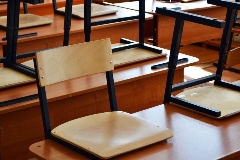 Отменены занятия в школах Кокшетау