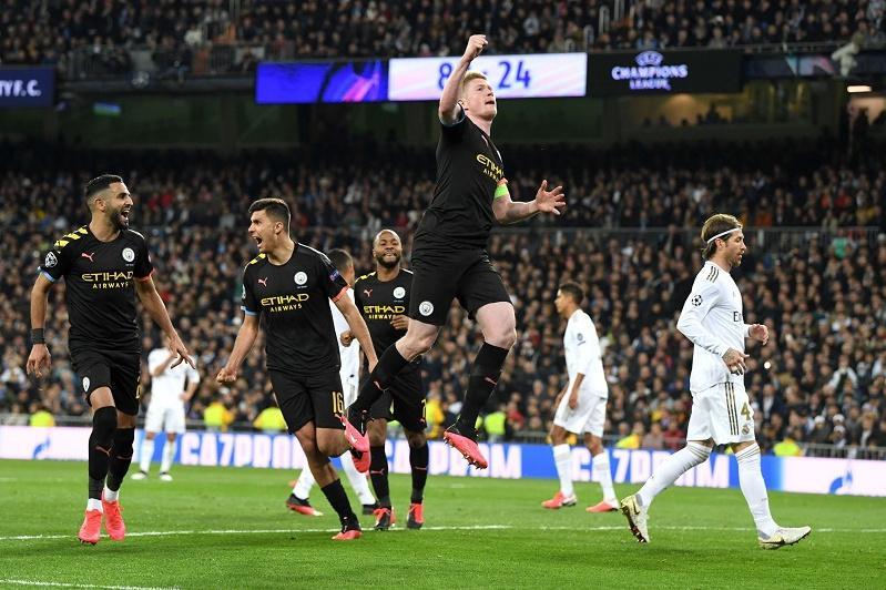 Чемпиондар лигасы: «Реал» өз алаңында жеңіліп қалды