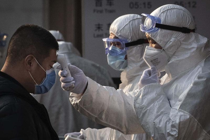 新冠疫情:中国湖北新冠患者治愈率持续上升