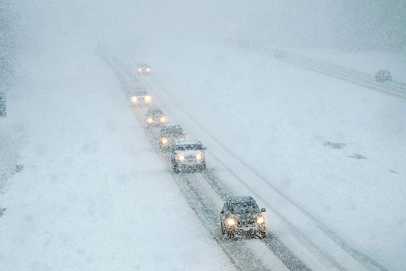 Все автодороги Акмолинской, Северо-Казахстанской и Карагандинской областей закрыты