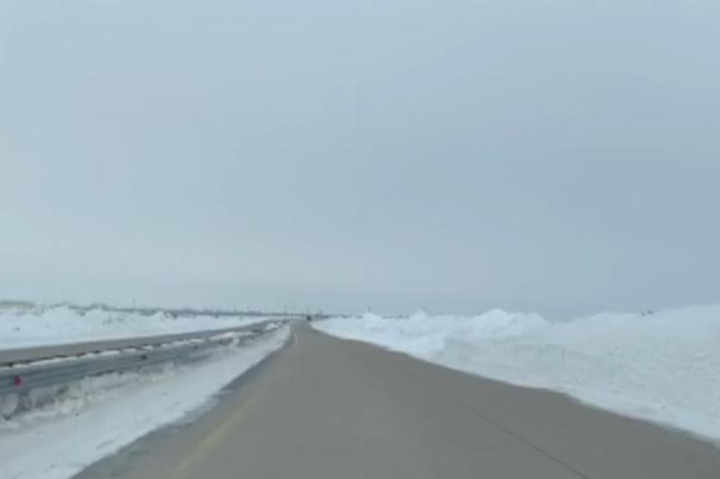 За несвоевременную расчистку дорог оштрафован карагандинский облфилиал Казахавтодора