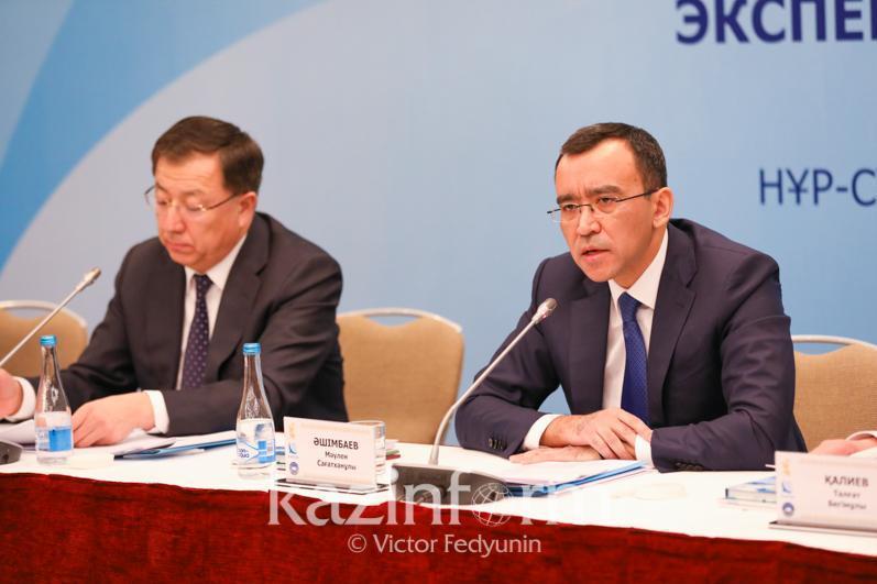 阿什姆巴耶夫:哈萨克斯坦保障所有公民的语言、信仰不受侵犯