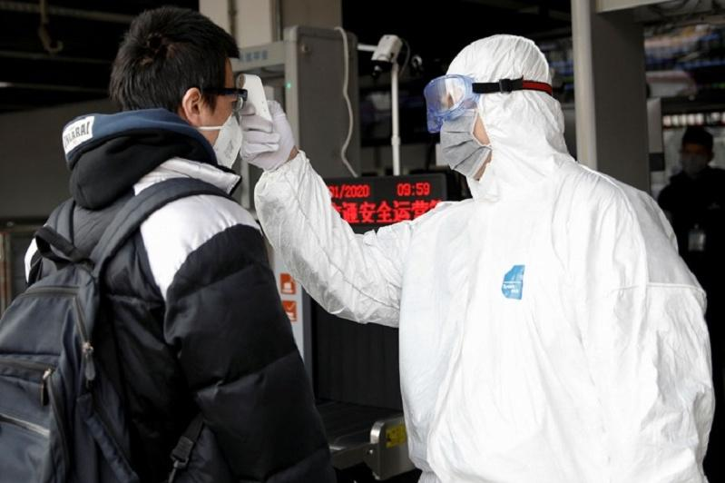 Қытайда коронавирус індетінің аяқталу мерзімін атады