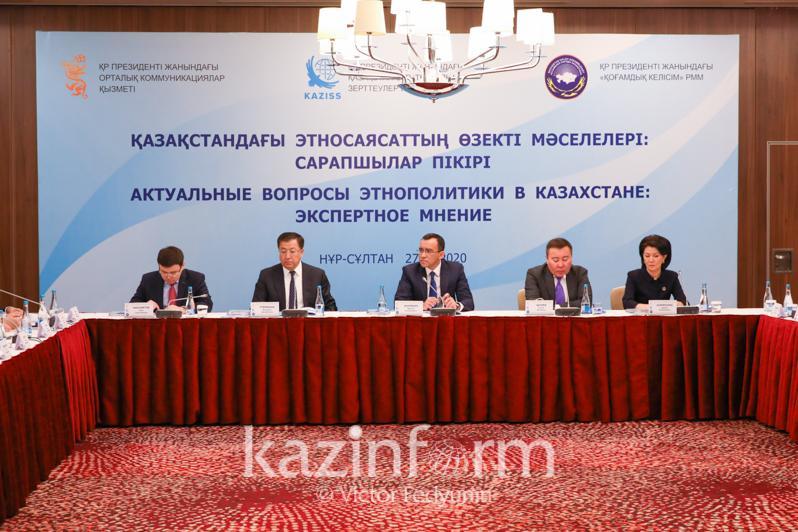 Жансеит Туймебаев: Работы по вопросам межэтнических отношений не ведутся на должном уровне