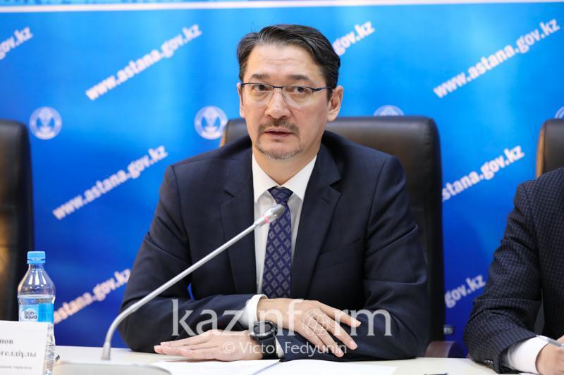 Переименование «Астана LRT» не связано с коррупционным скандалом – Бекмырза Игенбердинов