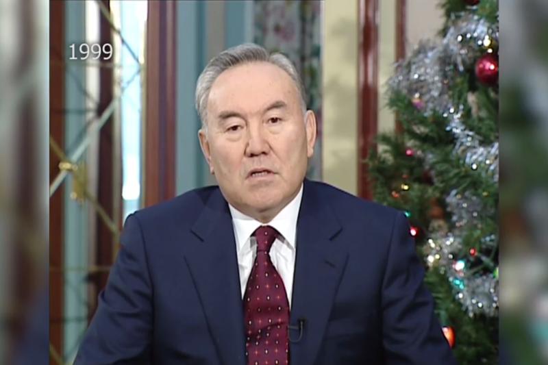 纳扎尔巴耶夫:人类社会应携手解决共同面对的问题