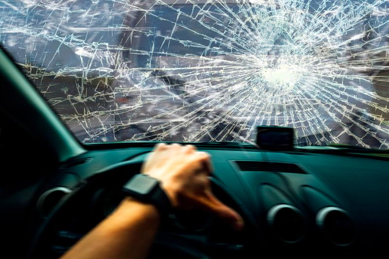 74 road accidents registered in Kazakh capital over 24 hours