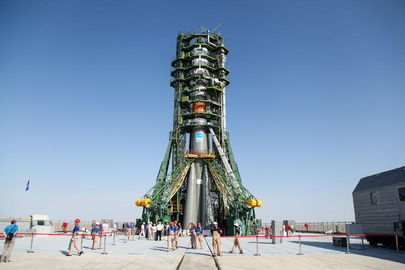 Реконструкцию Гагаринского старта на Байконуре планируют начать в 2020 году