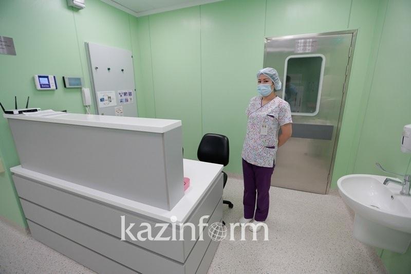 Почему казахстанская медицина успешно противостоит коронавирусу, объяснил Елжан Биртанов