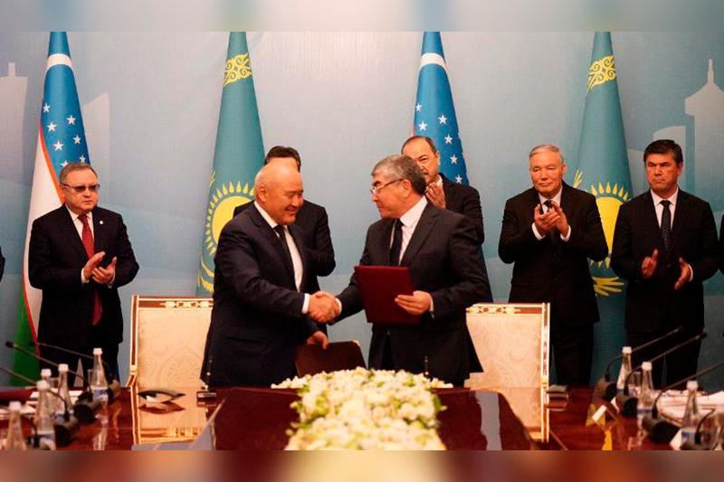 第三届哈乌地区间合作论坛将在突厥斯坦举行
