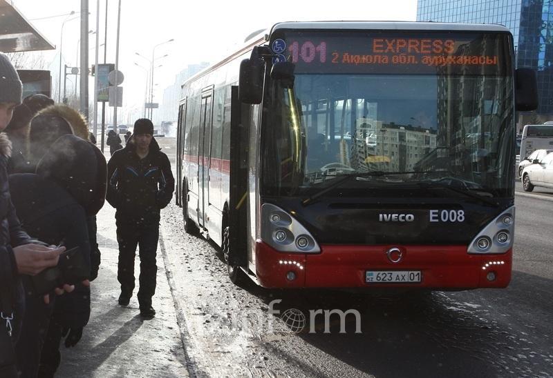 Нұр-Сұлтанда 11 автобустың қозғалыс бағыты өзгереді