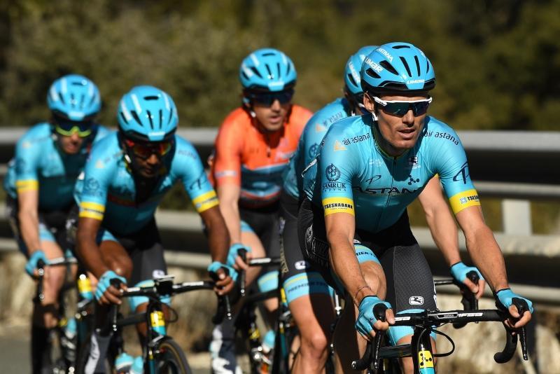 Omloop Het Nieuwsblad Elite 2020. Astana announces Team's roster