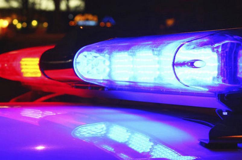 Колонну из 60 машин сопровождали в непогоду полицейские СКО