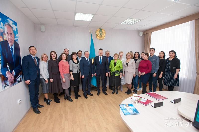 Солтүстікқазақстандық жастарға бірден қос диплом алуға мүмкіндік бар