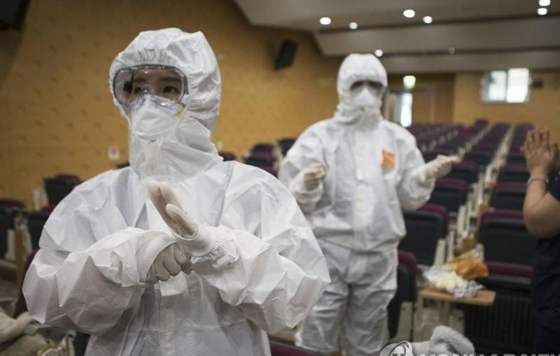 韩国新冠肺炎确诊病例突破2000人
