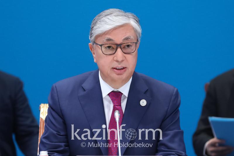 托卡耶夫总统责成政府妥善实施防控新冠肺炎举措