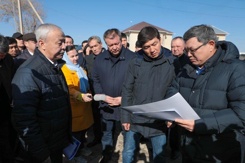Какие вопросы подняли жители Кызылординской области на встрече с Бауыржаном Байбеком