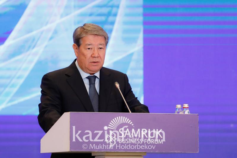 О долгосрочных контрактах с казахстанскими товаропроизводителями рассказал Ахметжан Есимов