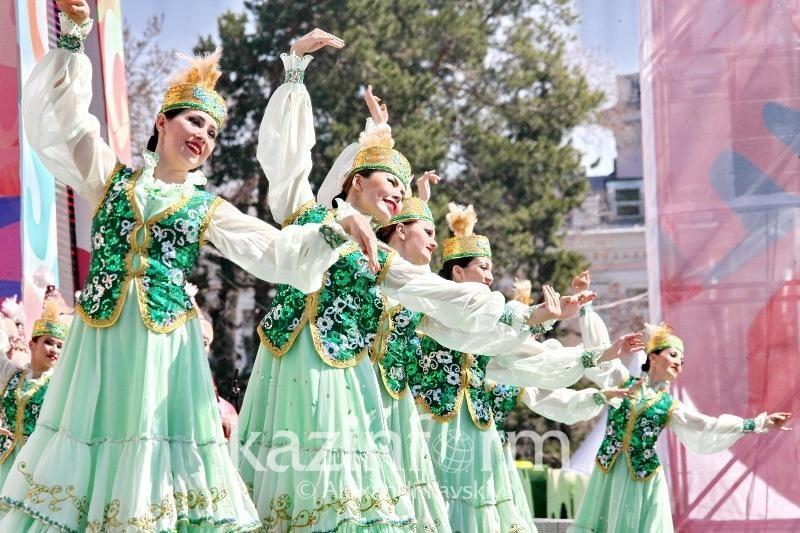Девять дней будут праздновать Наурыз мейрамы в этом году в Казахстане