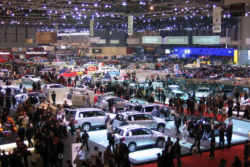 Женевский автосалон будет отменен из-за запрета массовых мероприятий в Швейцарии