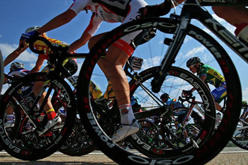 Оставшиеся два этапа многодневной велогонки «Тур ОАЭ» отменены из-за коронавируса