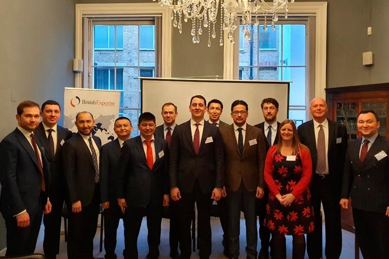 Казахстан презентовал в Лондоне инвестиционные возможности горнорудной отрасли страны