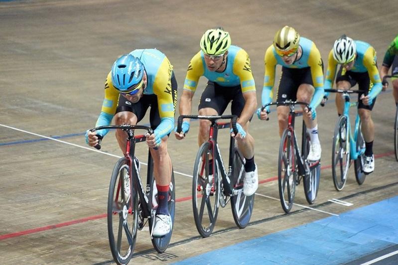Казахстан может впервые выступить на Олимпиаде в спринте на велотреке
