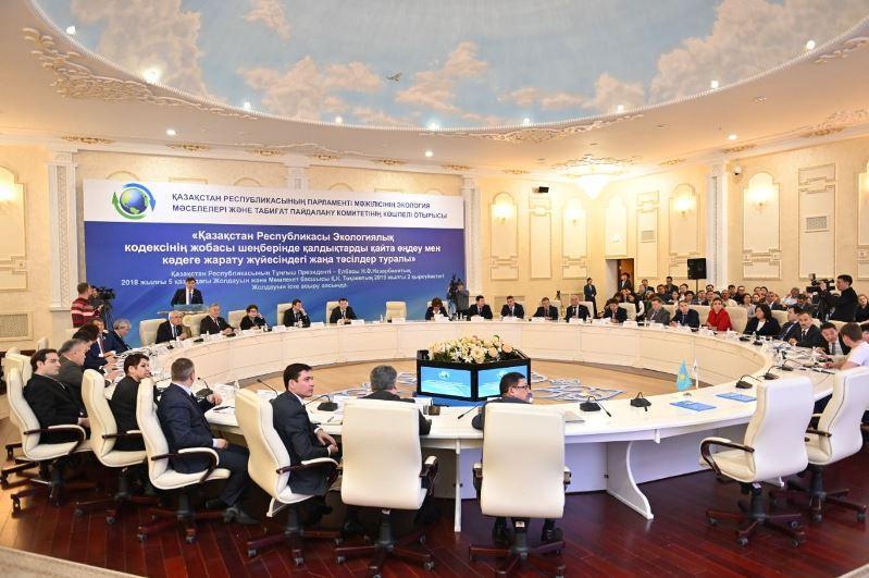 Технологическую оценку промышленных гигантов проведут в Казахстане