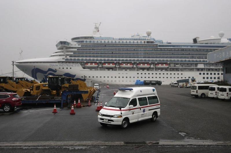 Британец умер от коронавируса в Японии
