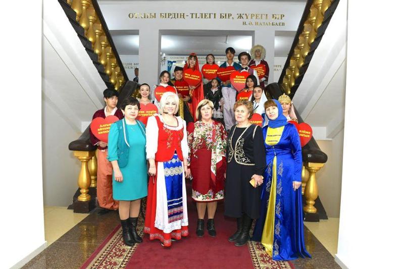 Қызылордада «Жасампаз 25 жыл» атты салтанатты шара өтті